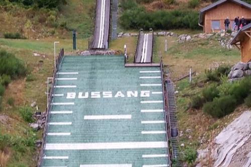 Journée de découverte du saut à ski