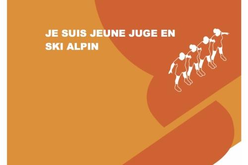 Je suis jeune juge en ski alpin,