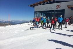 Ski début Juillet